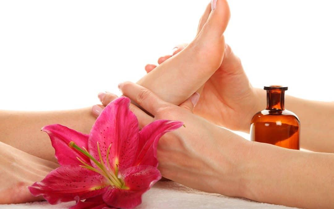 Aromaterapeutska masaža stopala
