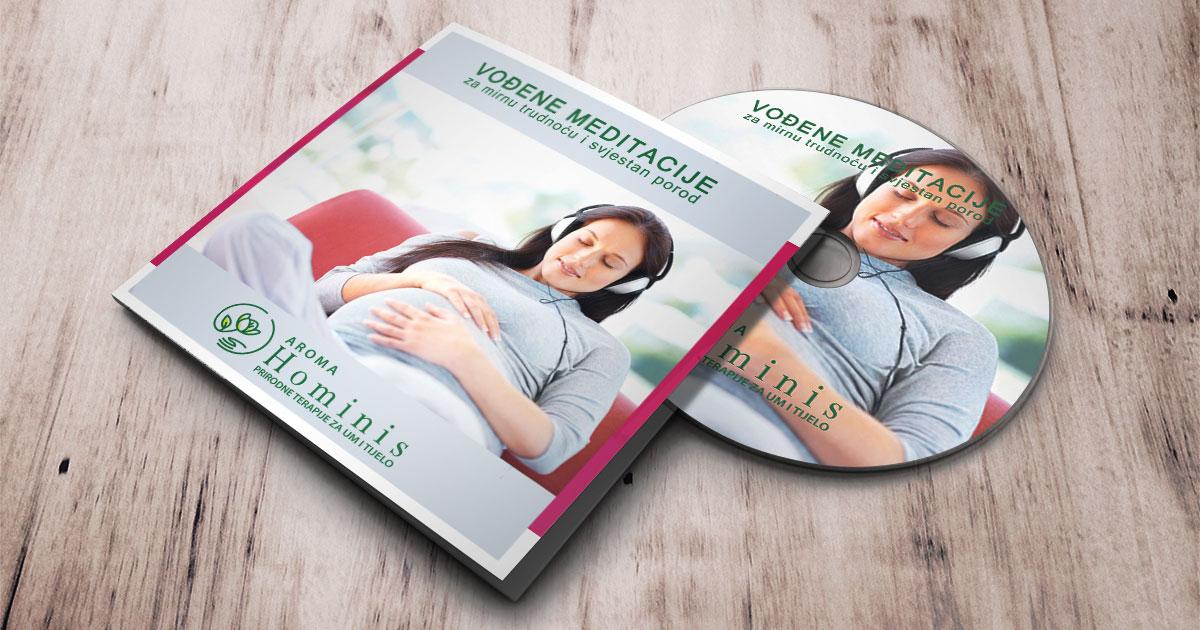 Vođene meditacije za mirnu trudnoću i opušten porod