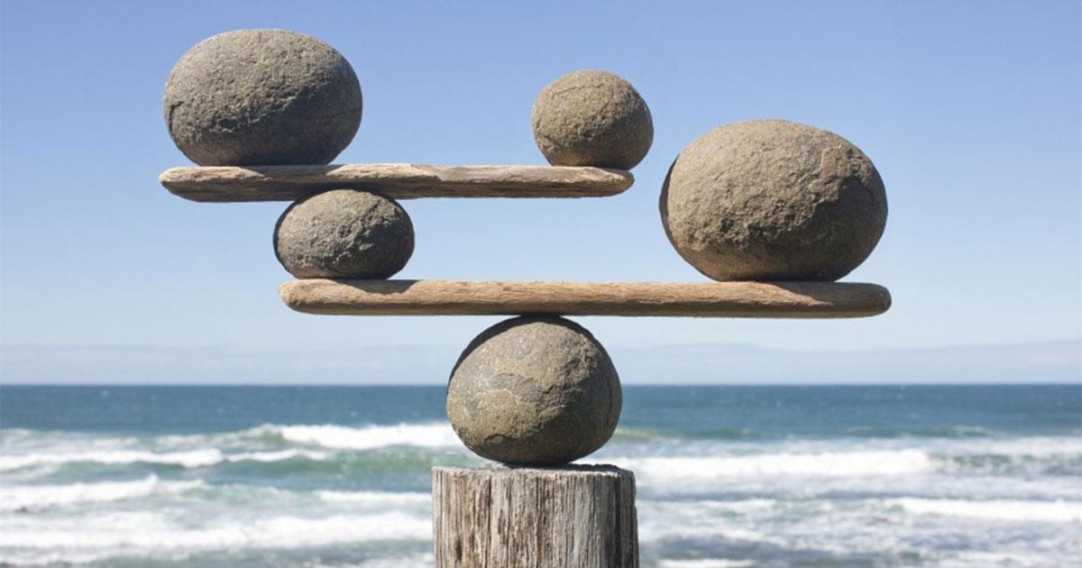 Kako uravnotežiti svoj um tijelo i dušu?